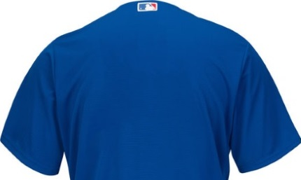 Chicago Cubs Youth Royal Blue Majestic Baseball Jersey