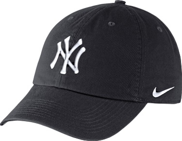 5cb4d6287b3 ... New York Yankees Navy Nike Stadium Dri-Fit Relaxed Adjustable Hat